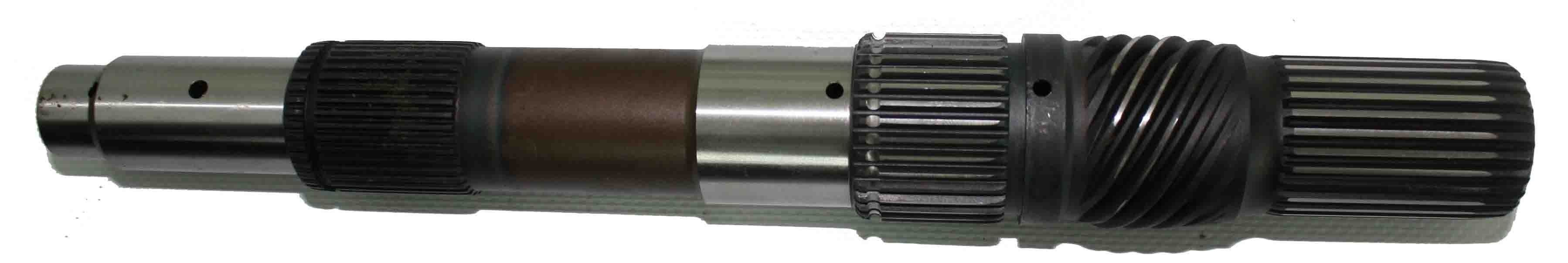 50 5705 Gm 700r4 To Toyota Truck 21 Spline Gear Driven Transfer Vacuum Diagram The One Piece Output Shaft Used In This Kit Is Made Out Of 4340 Alloy Steel Manufactured With Highest Quality Materials