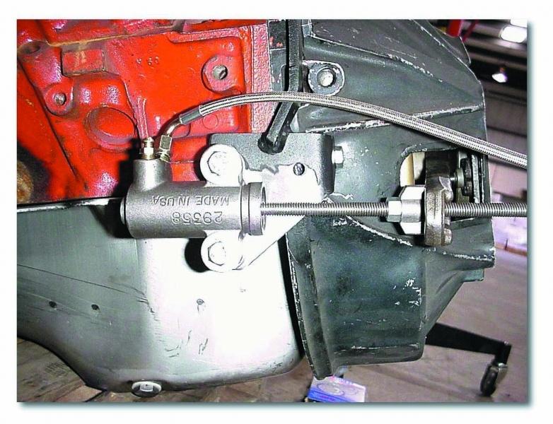 3) Jeep Clutch Linkage 1941-79 | Tech Vault | Advance Adapters