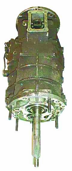 D  AX4 & AX5 Jeep transmission | Tech Vault | Advance Adapters