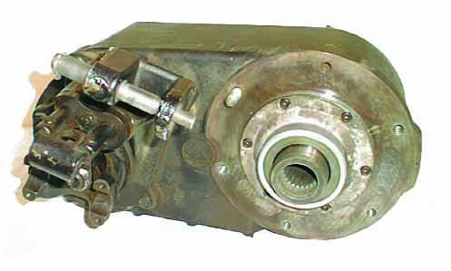 50-0401 : GM 4L80E 4 speed automatic transmission to the