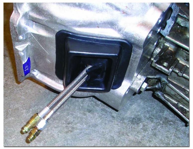 chevy astro van transmission removal
