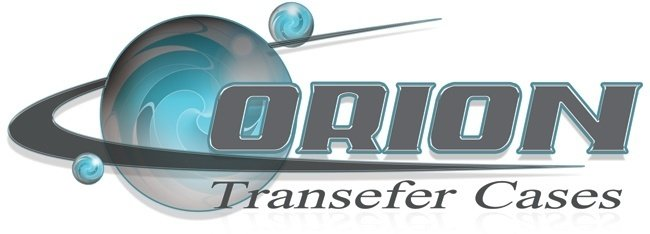 Orion Transfer Case Logo