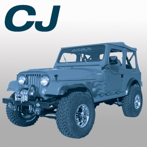 Jeep CJ Packages