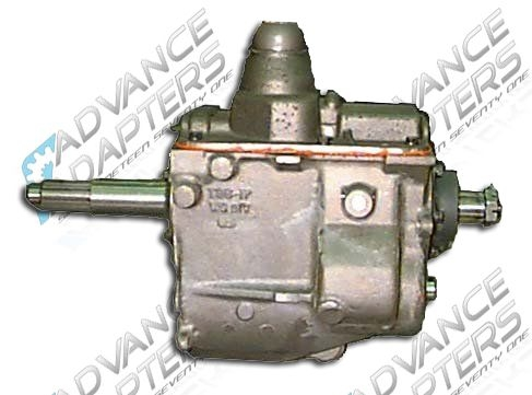 26-T18 : Re-Manufactured Ford T18 4 Speed Transmission