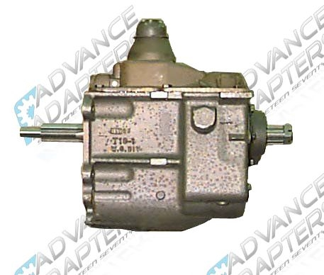 26-T19 : Re-Manufactured Ford T19 4 Speed Transmission