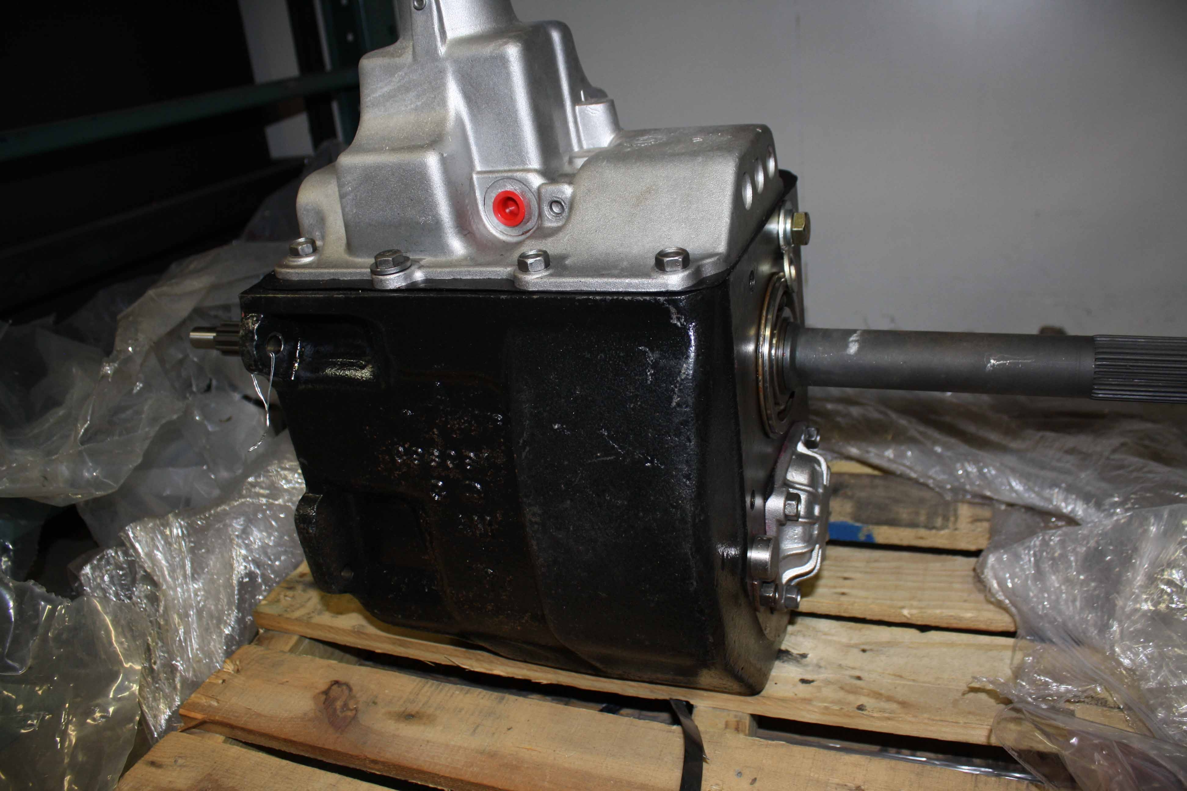 26-NP435 : Re-Manufactured Ford NP435 4 Speed Transmission | Advance