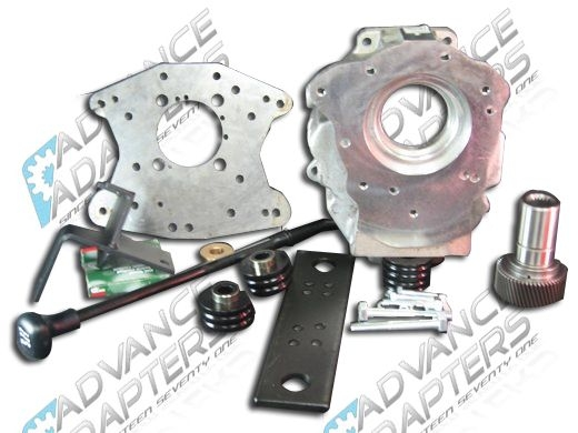 27-0019T : Replacing Jeep AX5 (internal slave cylinder style