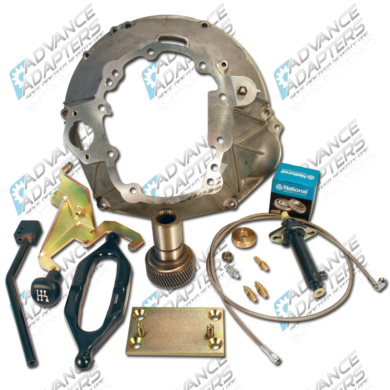 27-3510AA : NV3550 AX15 installation kit for the 1987-89