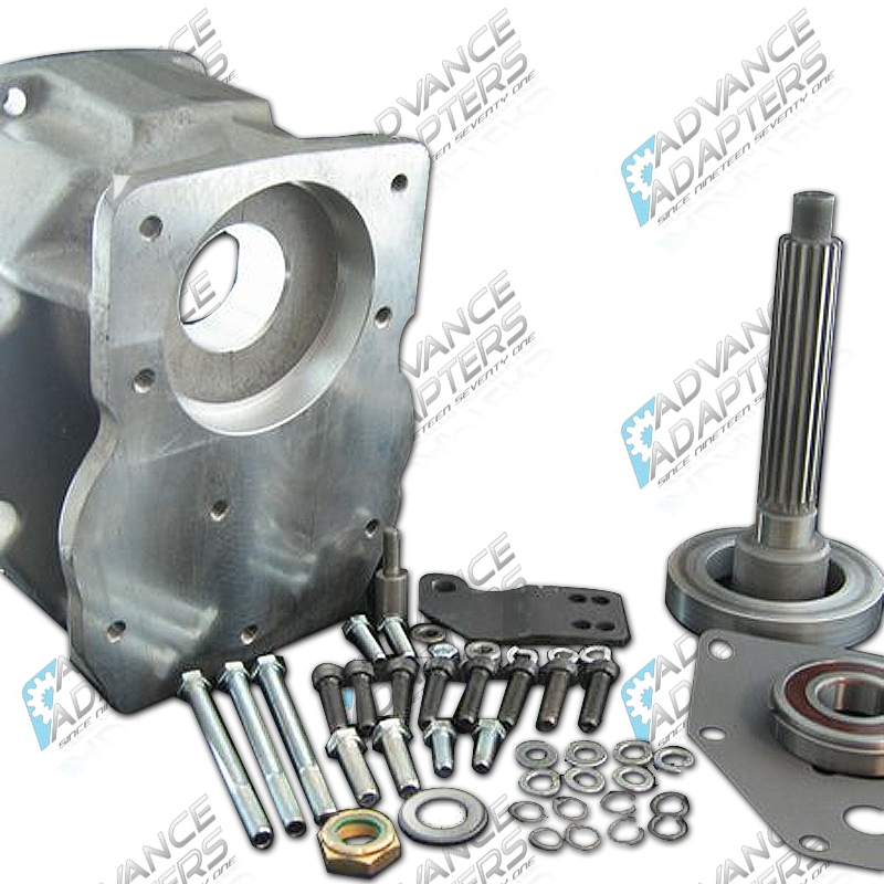 50-0226 : Dodge NV4500 4WD with 23 spline output shaft to the