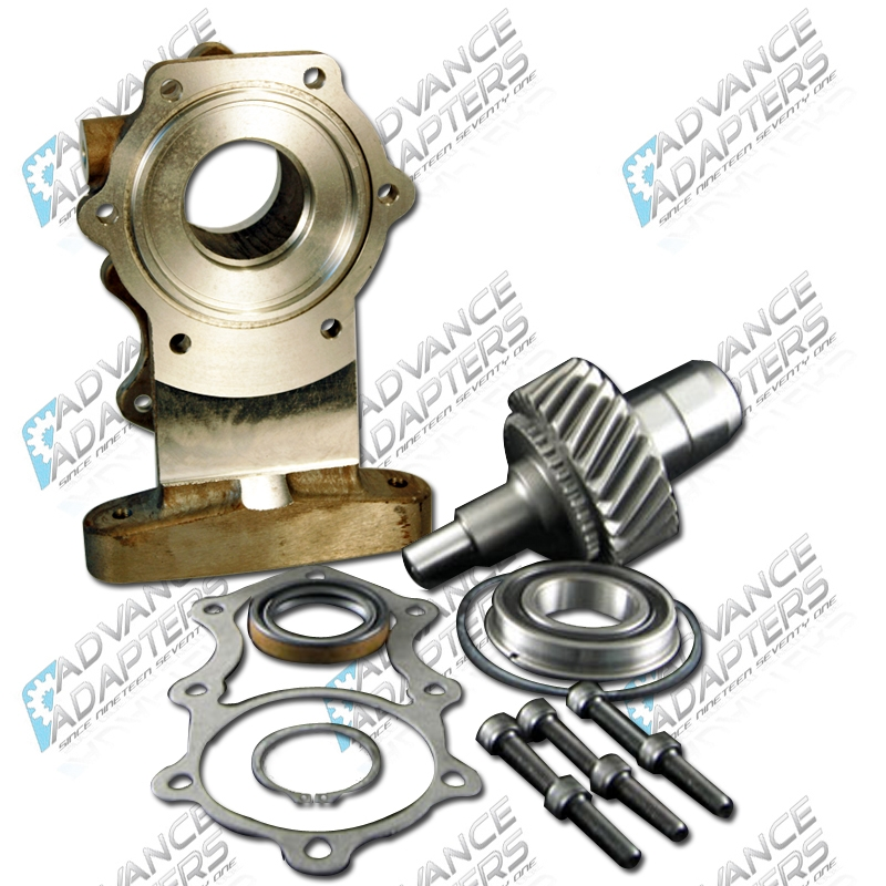 50-0410 : GM 4L80E 2WD to GM NP205 transfer case,adapter kit