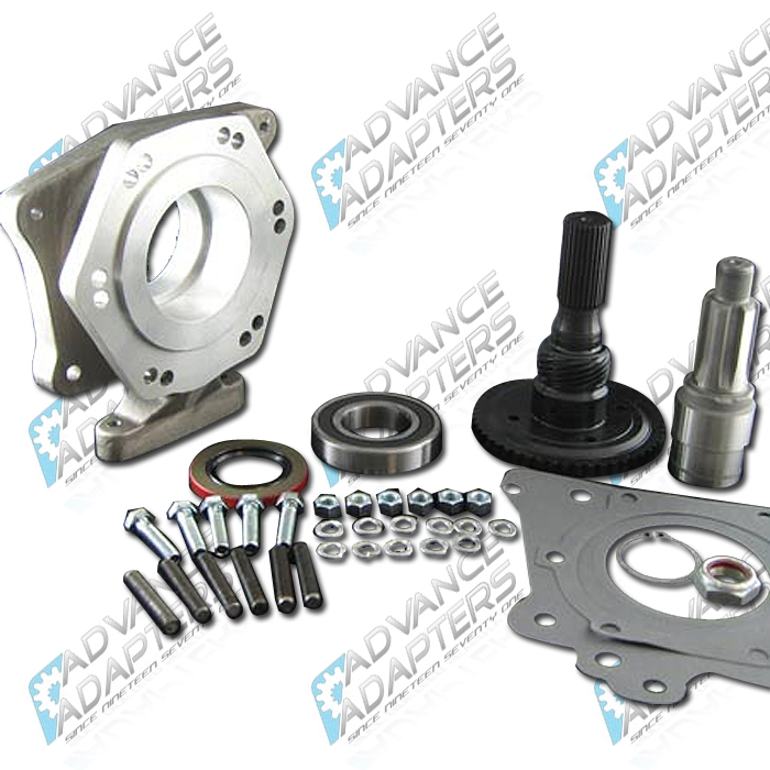 50-1300 : GM TH400 automatic transmission to the Jeep Dana