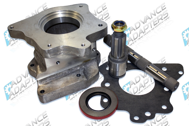 50-2900 : Ford C4 3 speed automatic transmssion to the Jeep