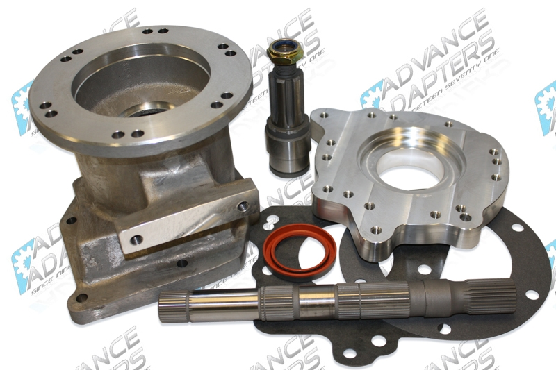 50-2904 : Ford C4 3 speed automatic transmssion to the Jeep 18/20