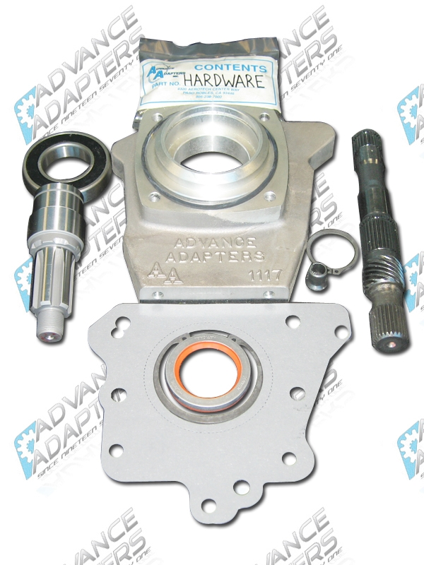 50-3000 : GM TH350 3 speed, 2wd automatic transmission to the Jeep