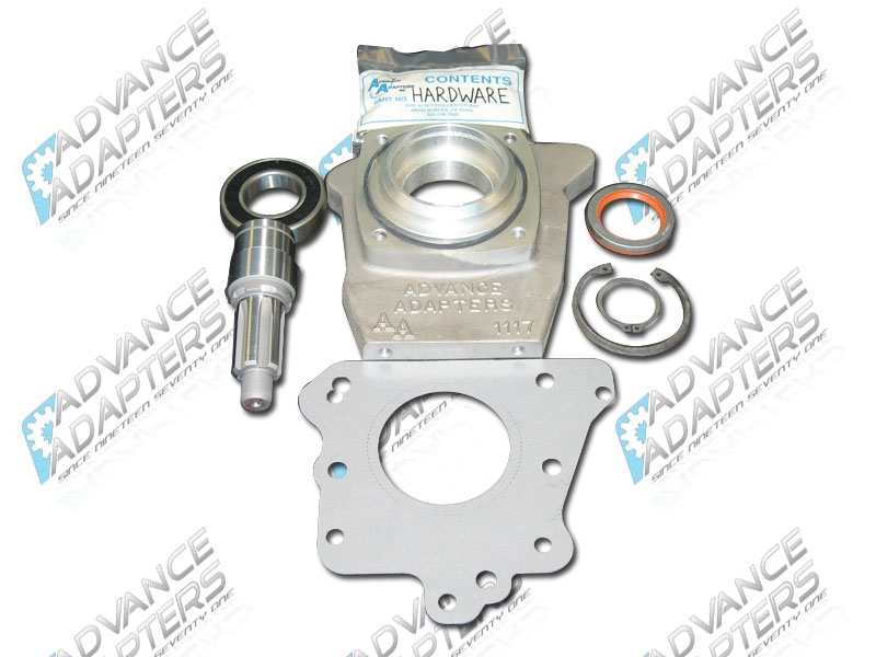 50-3001 : GM TH350 3 speed, 4wd automatic transmission to the Jeep