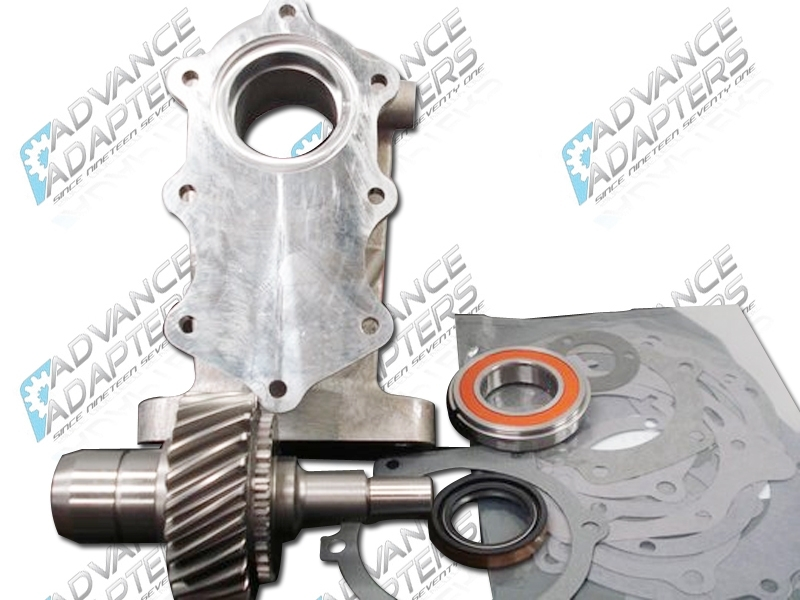50-3203 : GM TH400 4WD to NP205 with figure 8 bolt pattern