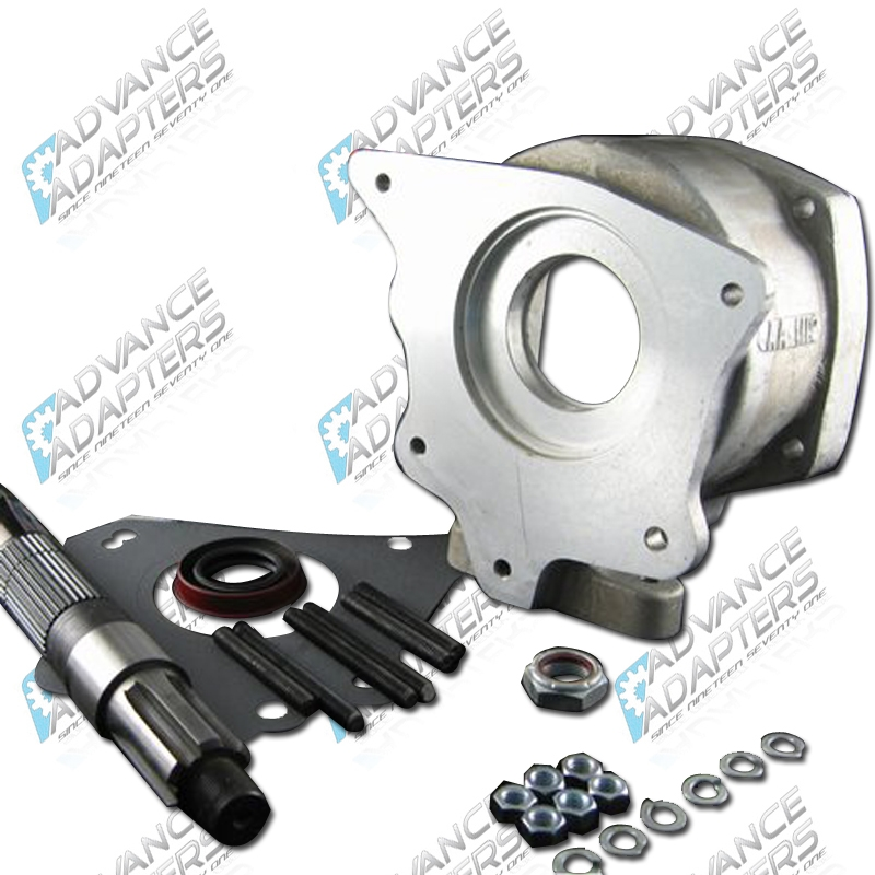 50-3300 : Ford C6 3 speed automatic transmission to the Jeep Dana