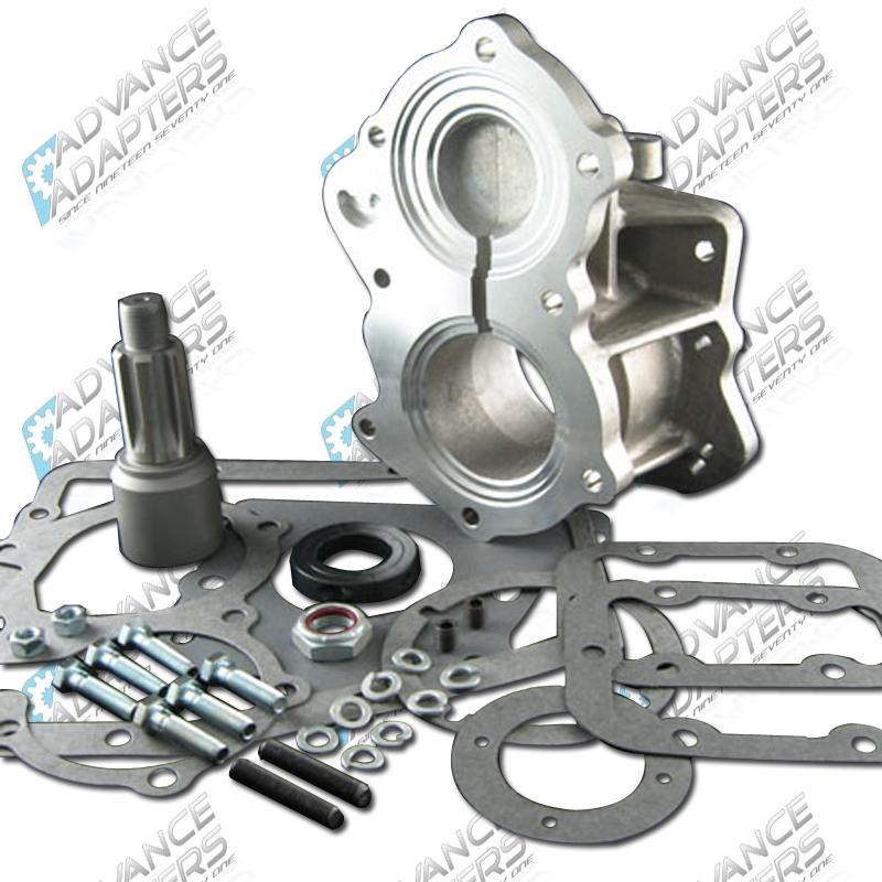 50-4801 : GM 2wd 35 spline Sm465 to Jeep Dana 18/20 Adapter Kit