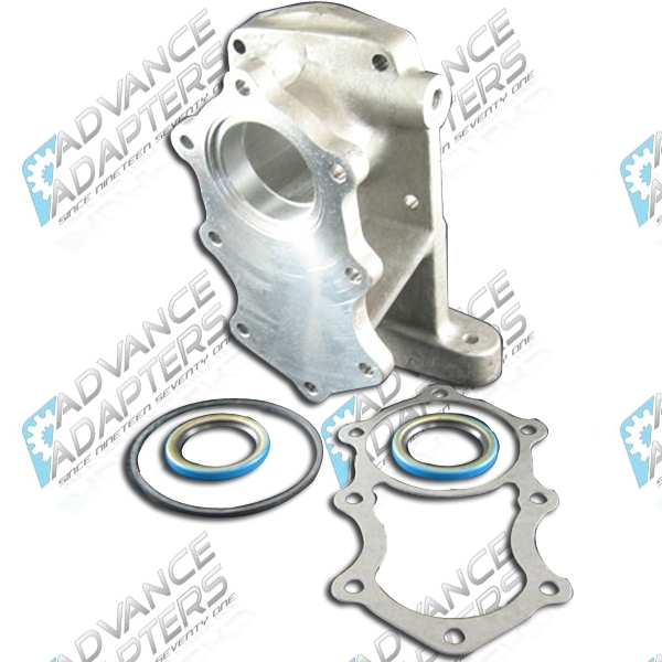 NP205 Adapter to Transfer Case Gasket Large Bearing Chevy GM Dodge