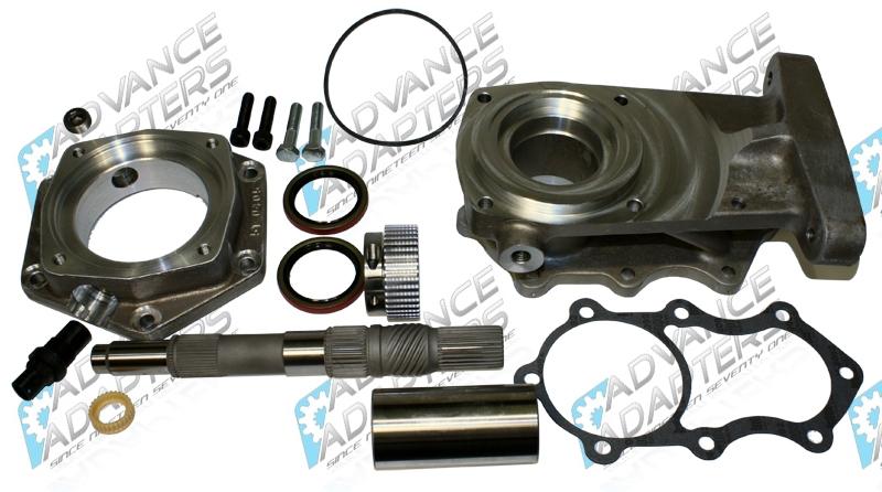 50-5310 : GM 4L60E ADAPTER TO GM NP205 27 SPLINE | Advance