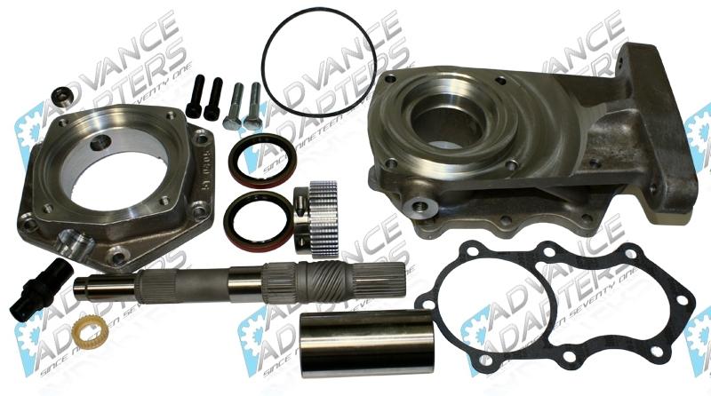 50-5311 : GM 4L60E ADAPTER TO GM NP205 10 SPLINE | Advance