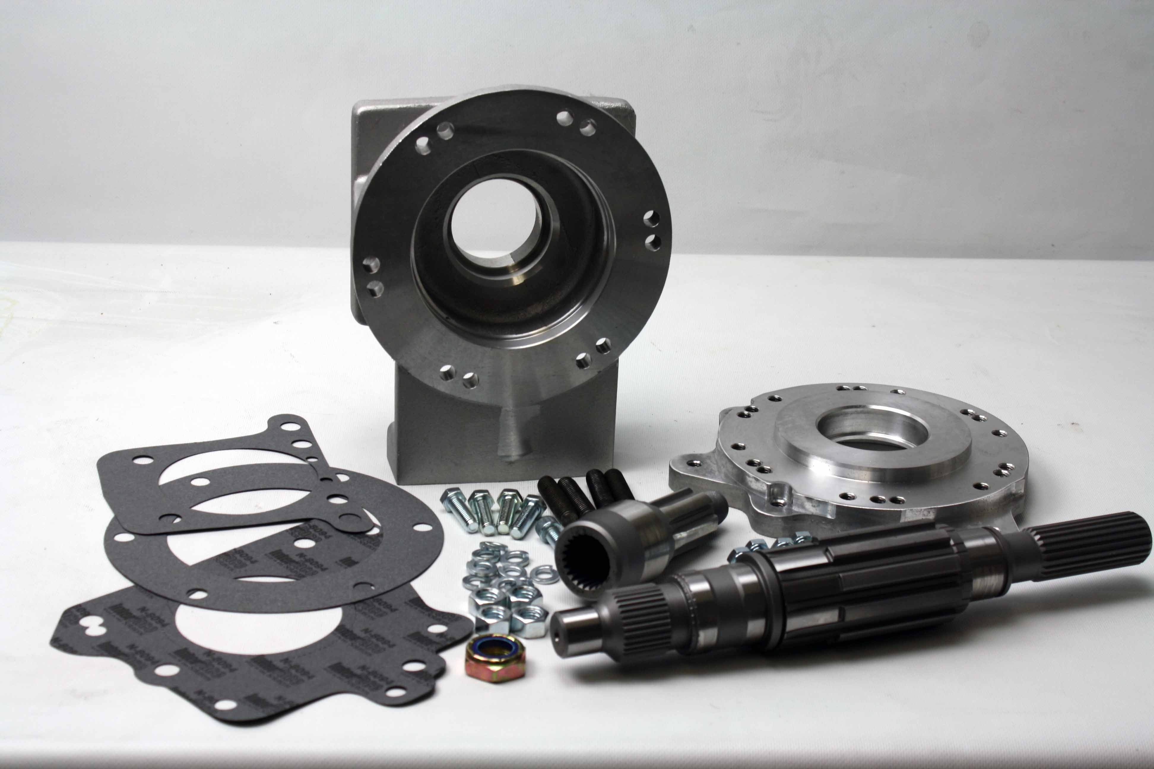 50-6102 : Ford NP435 to Jeep Dana 18/20 Adapter Kit