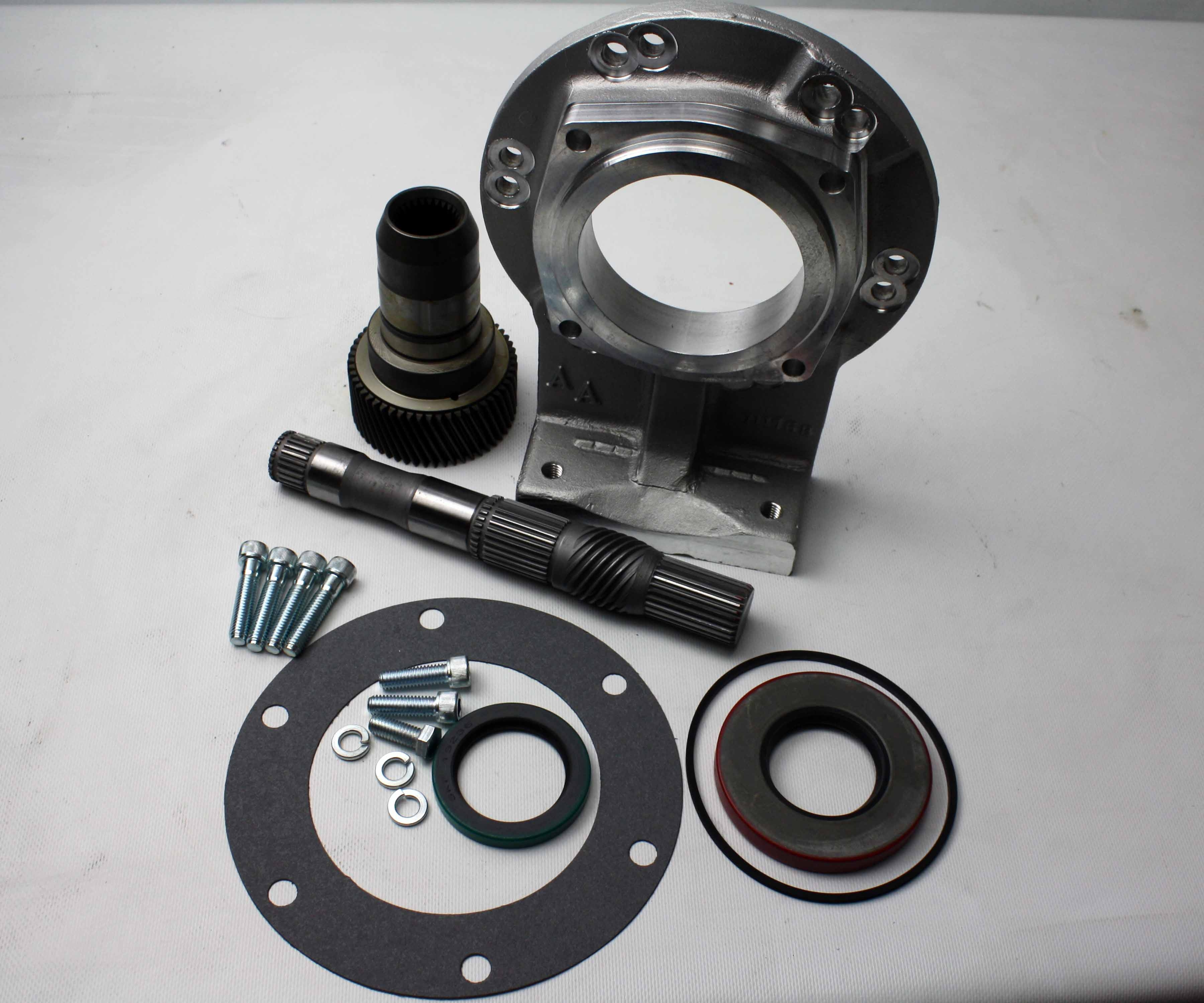 50-680X : GM 2WD TH350 to NP231 Adapter Kit | Advance Adapters