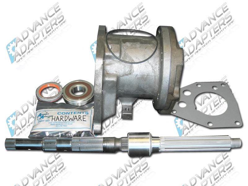 50-8300 : Ford C4 to Toyota Land Cruiser 16 Spline Adapter Kit