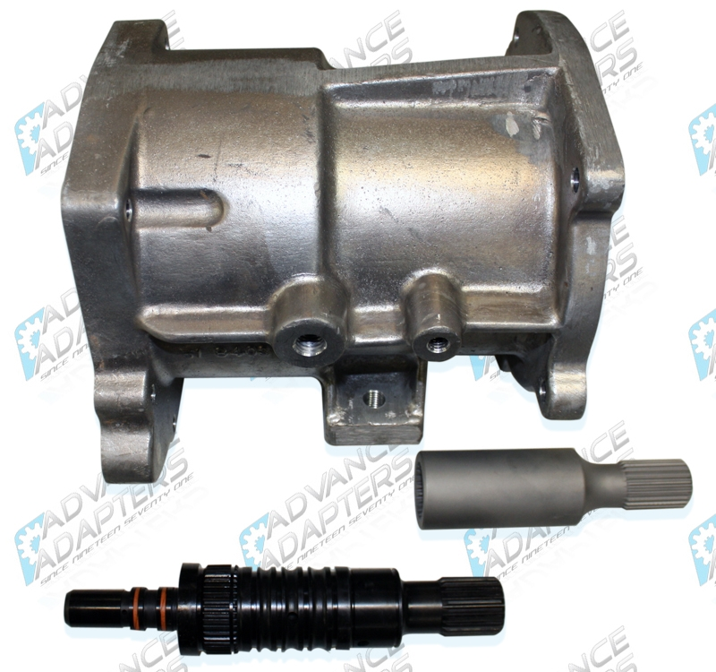 50-8404 : Ford late AOD to Borg Warner 1350 Adapter Kit