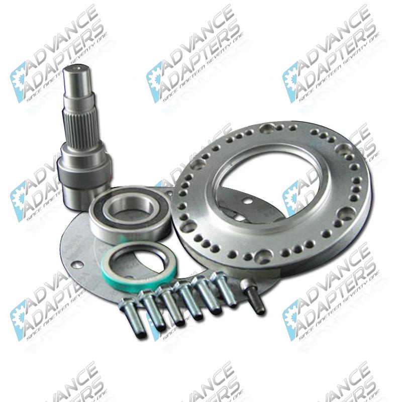 50-9925 : Ford C6 auto / ZF 5 speed manual transmission to Jeep Dana