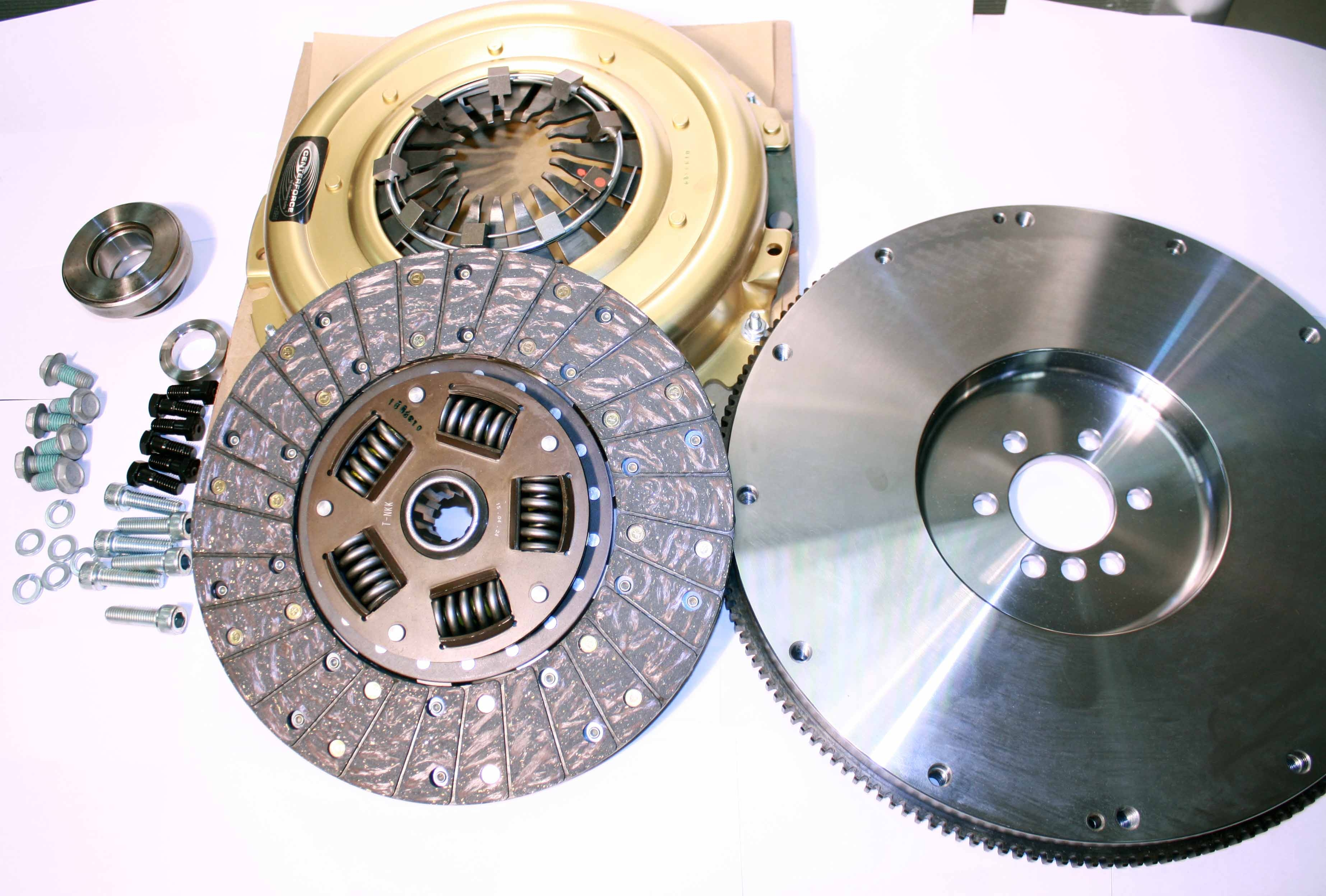 712500M-CF : Flywheel and Centerforce Clutch kit for LS-Series / Gen