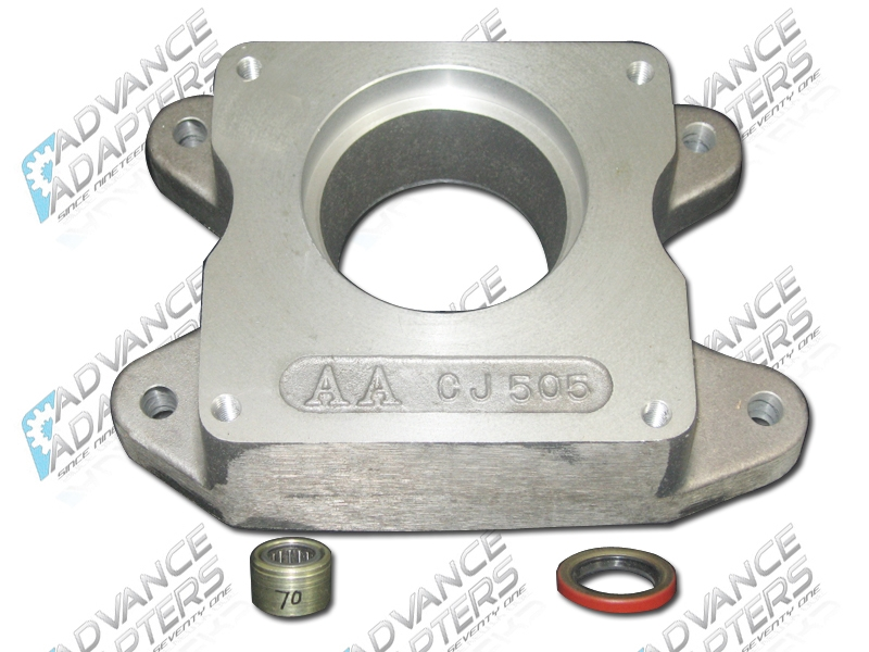 712506 : Chevy V8 to Jeep T86 or T14 Transmission Adapter
