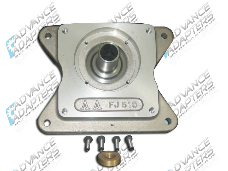 712511 : Ford V8 to Jeep T15 Transmission Adapter Kit
