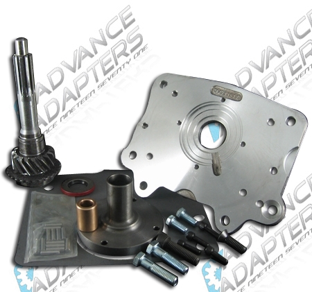712512 T98 T 98 Transmission To Chevy Buick Engine Adapter