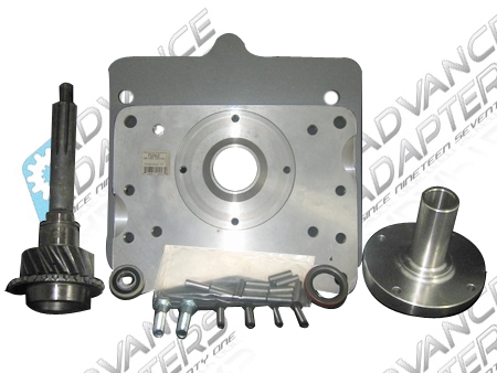 712514 T98 Ford V8 To Jeep T98 Transmission Adapter Kit