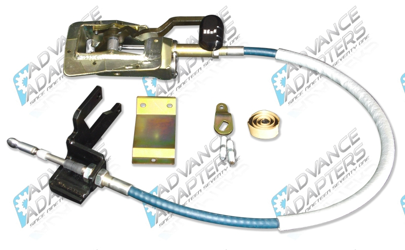 715543 : Jeep Wrangler TJ Cable shifter for New Process 231