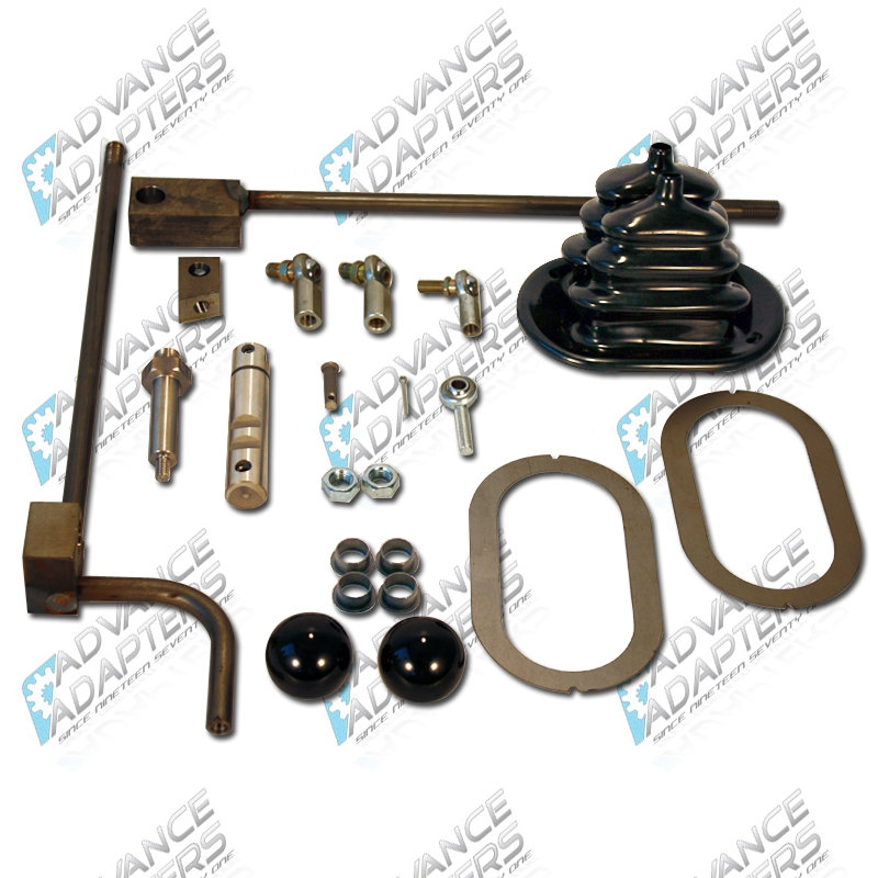 TLC-TwinStick : Land Cruiser Transfer Case Twin Stick