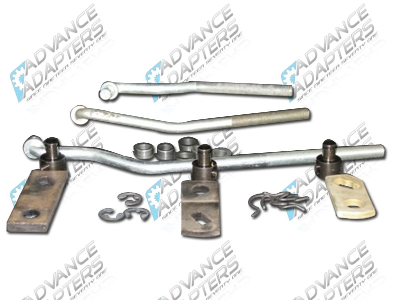715631 : Ford T&C Shifter Rod Kit | Advance Adapters