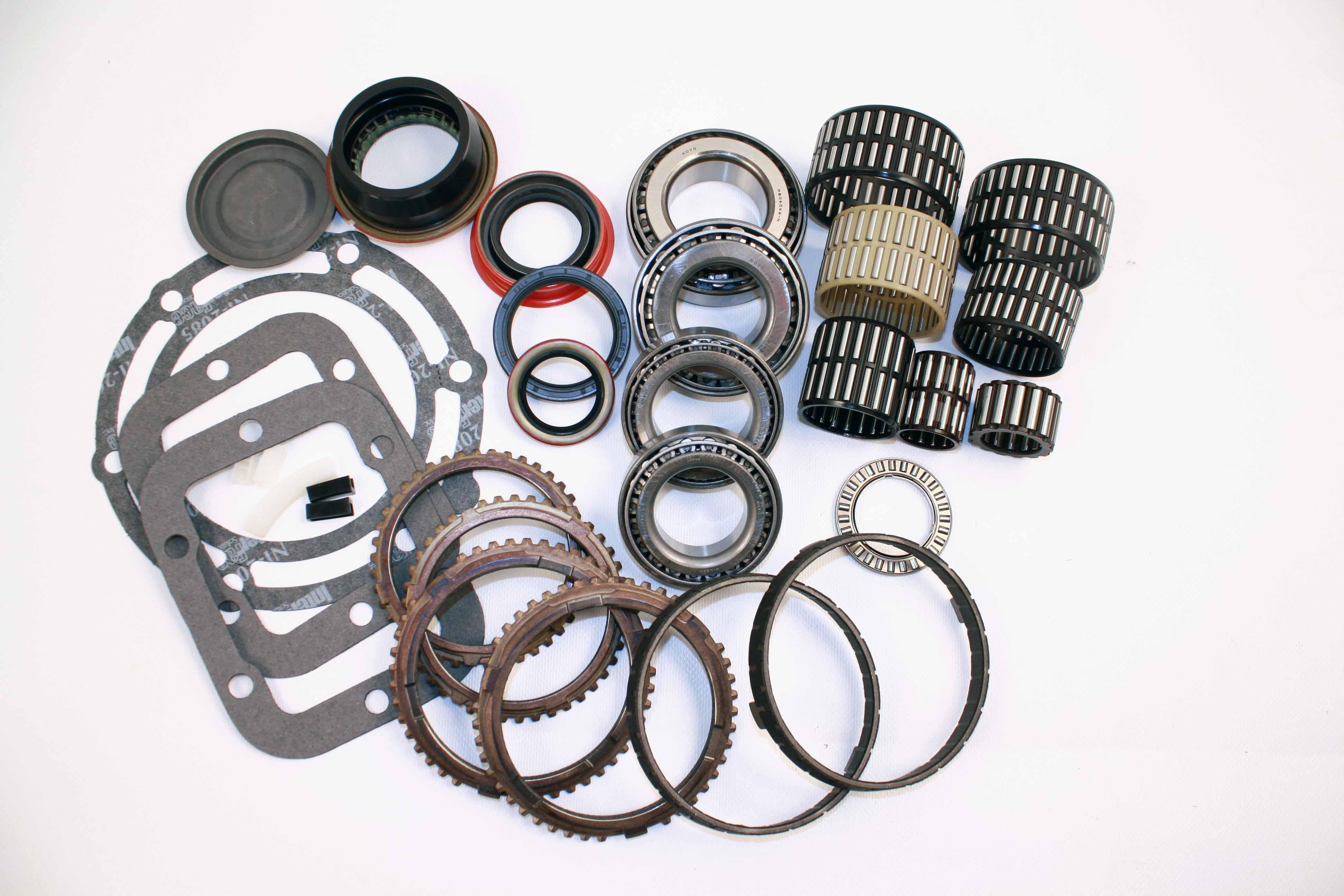 2002 chevrolet silverado 1500 transmission rebuild kit