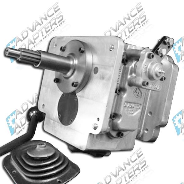 760001M-27 : Chevy Ranger Torque Splitter Overdrive 27