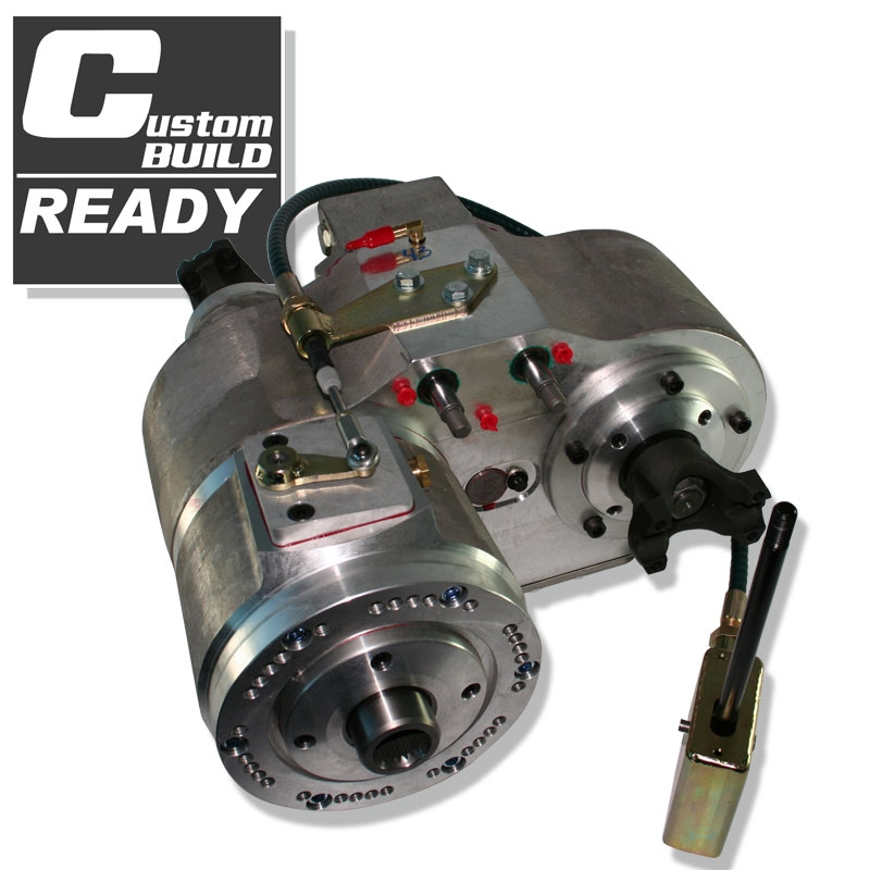 Atlas 4 Speed Transfer Case Builder | Advance Adapters