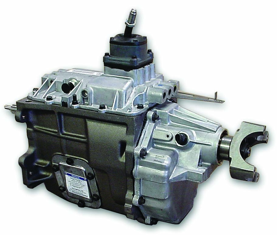 NV4500-2WD : NV4500 2WD 5 Speed Transmissions | Advance Adapters