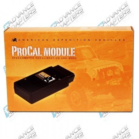 24-AEV1 : Jeep JK Procal Module
