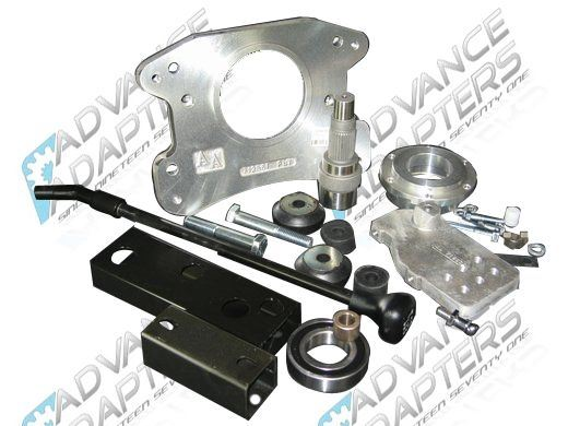 27-0000TA: DANA 300/CHEVY V8 KIT(D29) USED WITH AA TRANS.