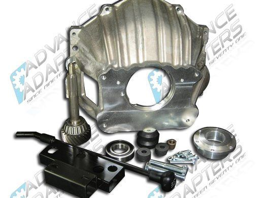 27-0001 : Dodge 23 Spline NV4500 Adapter Package (Chevy V8 to Dana 300)