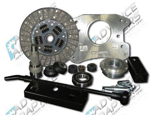 27-0003T : Dodge 29 Spline NV4500 Plate Style Adapter Package (AMC Engine & Dana 300)