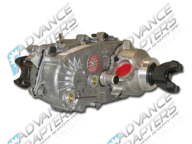 29-2310 NEW PROCESS 231 JEEP TRANSFER CASE