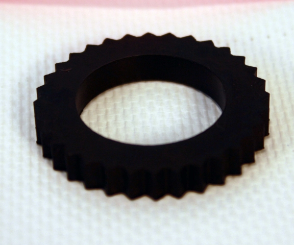 300474 : WASHER-RUBBER YOKE SEAL 32 SPLINE