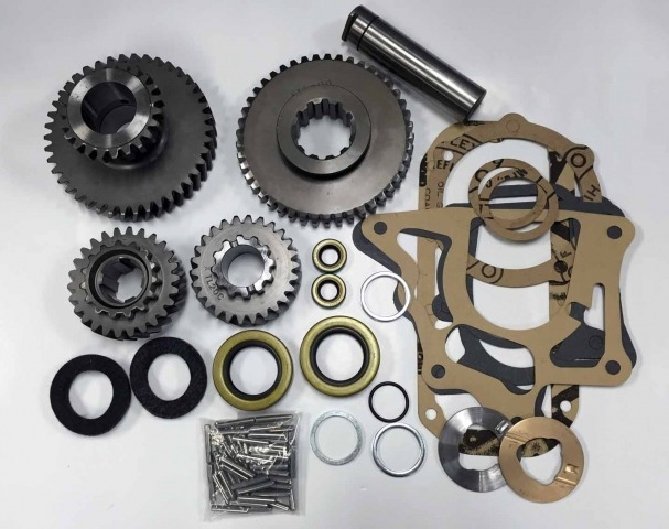 418315 : DANA 18 TERAFLEX 3.15:1 Low Range Gear Set