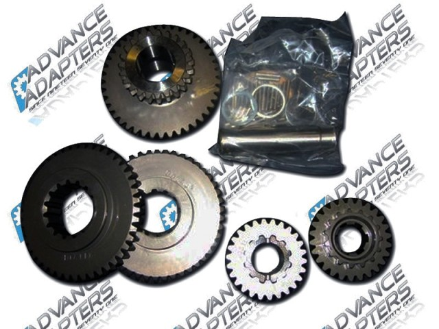 420315 : DANA 20 3.15:1 Low Range Gear Set